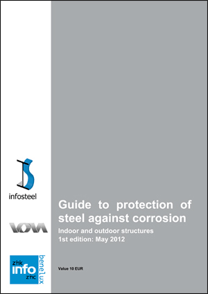 Guide to protection of steel against corrosion